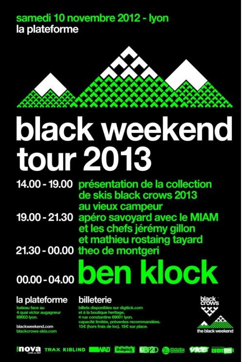 blackweekendprog