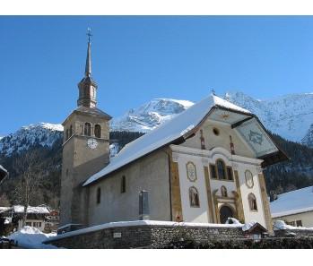 Eglise des Contamines Montjoie