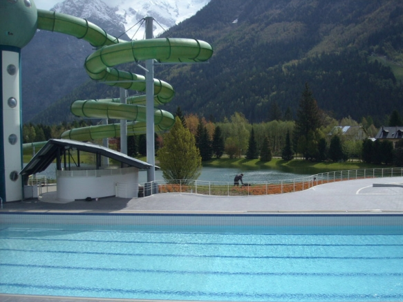 Piscines for Chamonix piscine