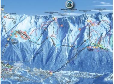 Brevent-Flegere-hiver Chamonix