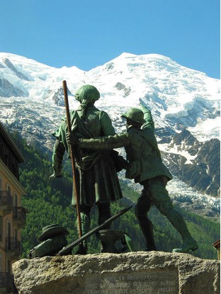 Chamonix, capitale mondiale du ski et de l'alpinisme